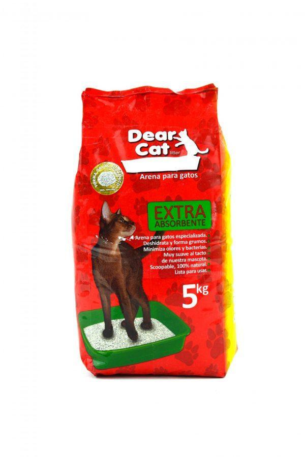 Posip za mačke Dear CAT 5kg
