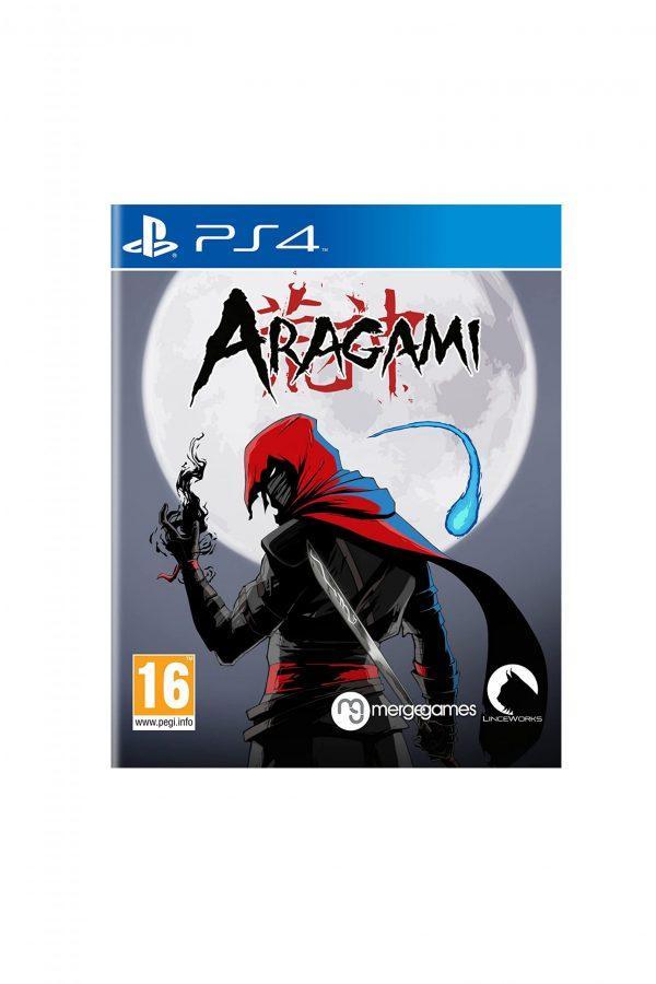 Aragami igra za ps4