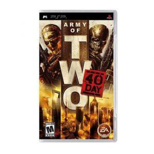 Army of Two The 40th Day igra za psp