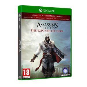 Assassin's Creed The Ezio Collection igra za xbox one