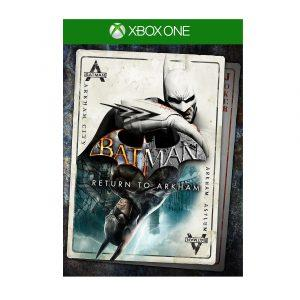 Batman Return to Arkham igra za xbox one