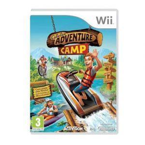 Cabelas Adventure Camp igra za wii