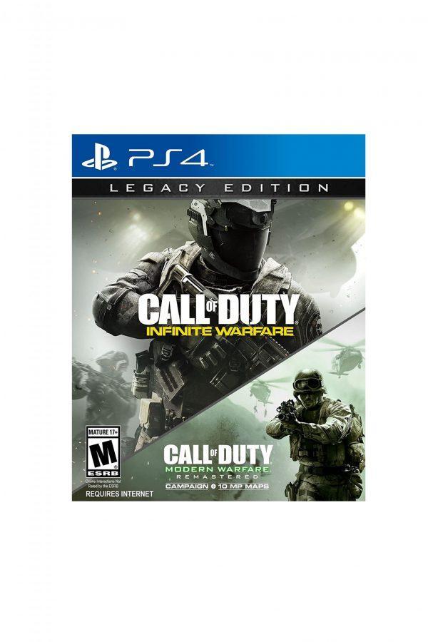 Call of Duty Infinite Warfare Legacy Edition igra za ps4