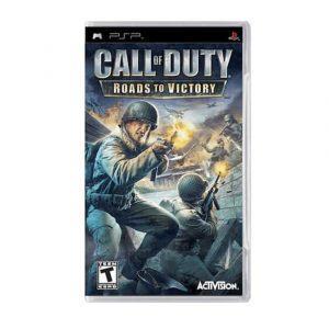 Call of Duty Roads to Victory igra za psp