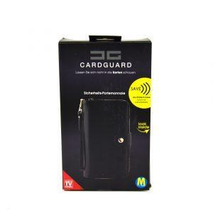 Card Guard denarnica z zaščito za vaše kartice
