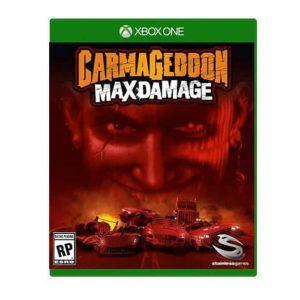 Carmageddon Max Damage igra za xbox one