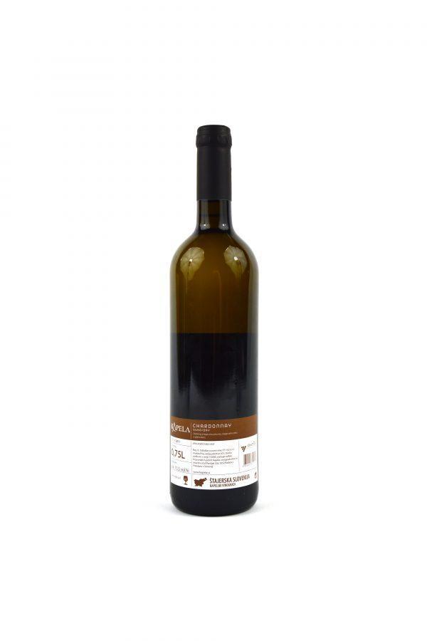 Chardonnay 2011 letnik Kapela 2