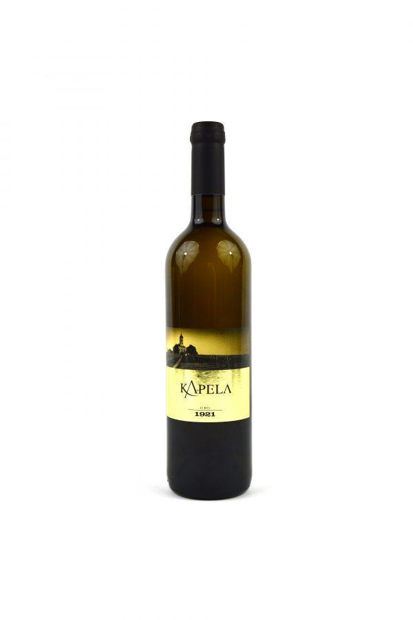 Chardonnay 2011 letnik Kapela
