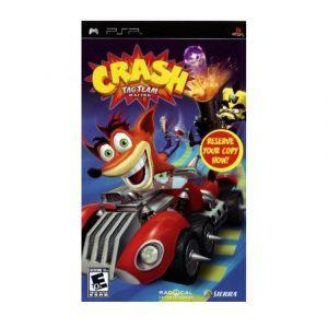 Crash Tag Team Racing Essentials igra za psp
