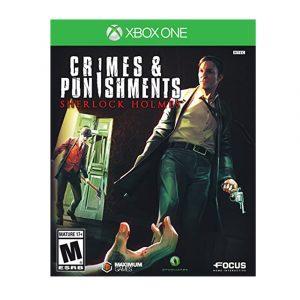 Crimes & Punishments Sherlock Holmes igra za xbox one