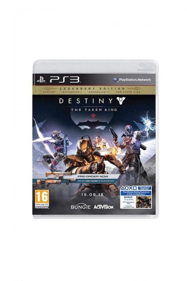 Destiny The Taken King Legendary Edition igra za ps3