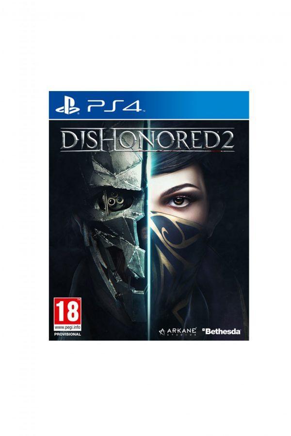 Dishonored 2 igra za ps4
