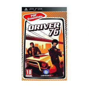 Driver 76 Essentials igra za psp