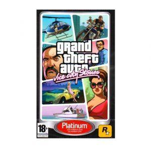 Grand Theft Auto Vice City Stories igra za psp