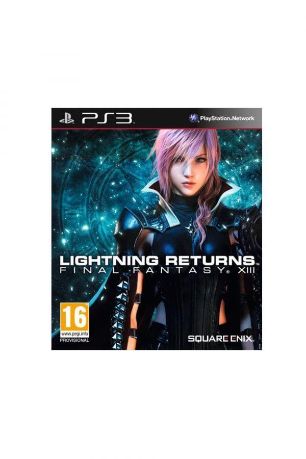 Lightning Returns Final Fantasy XIII igra za ps3