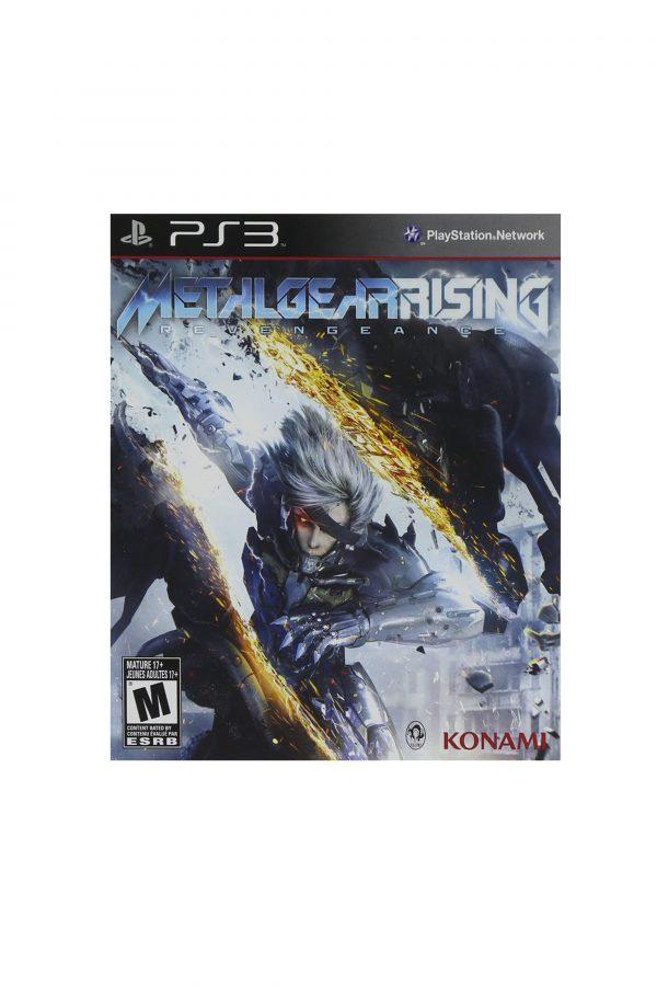 Metal Gear Rising Revengeance igra za ps3