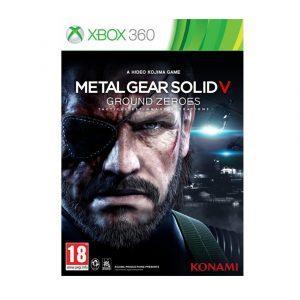 Metal Gear Solid V Ground Zeroes igra za xbox 360