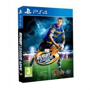 Rugby League Live 3 igra za ps4