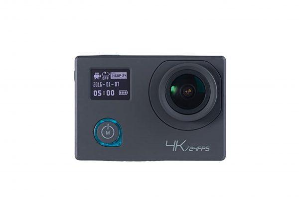Športna kamera Somikon Actioncam 4K spredaj