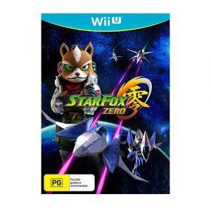 Star Fox Zero igra za wii