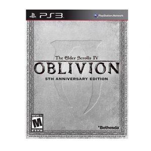 The Elder Scrolls Oblivion 5th Anniversary Edition igra za ps3