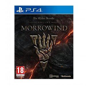 The Elder Scrolls online Morrowind igra za ps4