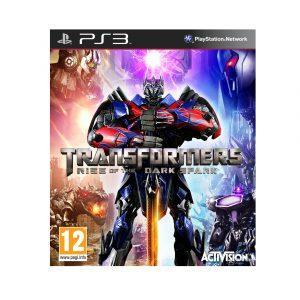Transformers Rise of the Dark Spark igra za ps3