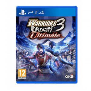 Warriors Orochi 3 Ultimate igra za ps4