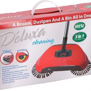 Čistilnik Deluxa 3v1