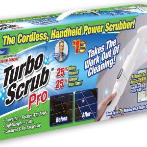 Čistilnik Turbo Scrub PRO