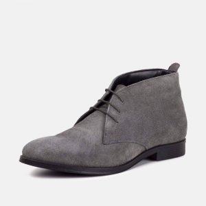 DERRY sivi formalni čevelj
