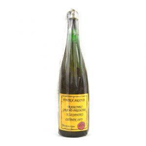 Grand Premier Traminec Kozjansko letnik 1973 Vinag 100€ 13,4%